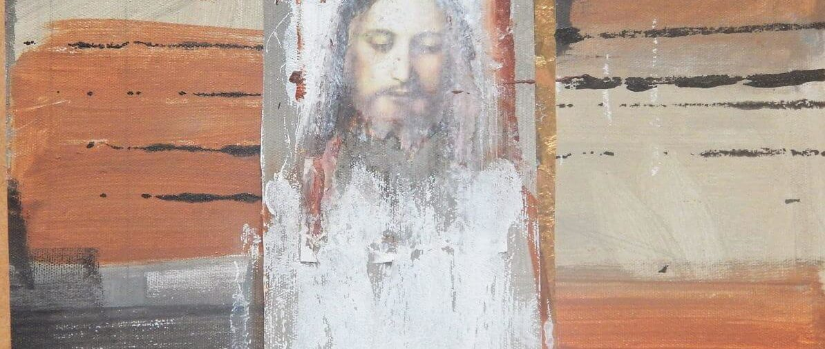 CRUZ JESÚS<br>(30 x 30cm)